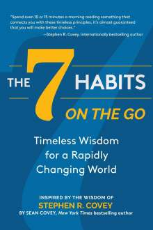 Stephen R. Covey: The 7 Habits on the Go, Buch