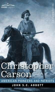 John S. C. Abbott: Christopher Carson, Buch