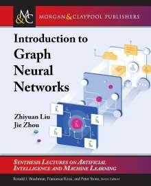 Zhiyuan Liu: Introduction to Graph Neural Networks, Buch