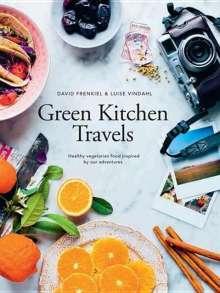 David Frenkiel: Green Kitchen Travels, Buch