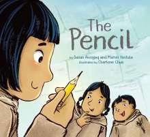 Susan Avingaq: The Pencil, Buch