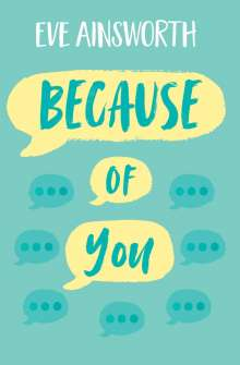 Eve Ainsworth: Because of You, Buch
