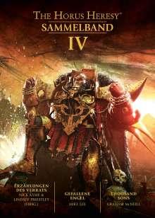 Nick Kyme: Horus Heresy - Sammelband 04, Buch