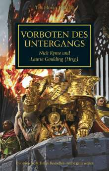 Nick Kyme: Horus Heresy - Vorboten des Untergangs, Buch
