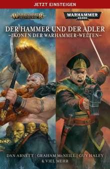 Dan Abnett: Der Hammer und der Adler, Buch