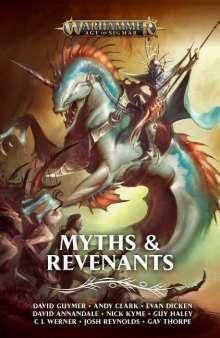 David Guymer: Myths & Revenants, Buch