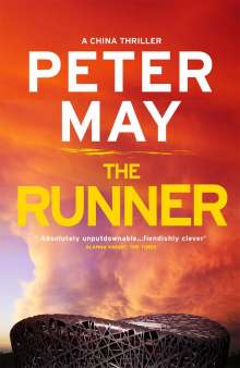 Peter May: The Runner, Buch