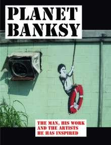 Robin Banksy: Planet Banksy, Buch