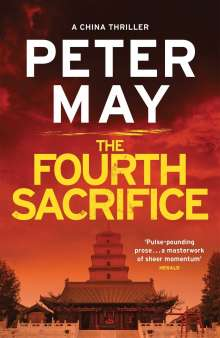Peter May: The Fourth Sacrifice, Buch