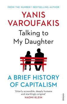 Yanis Varoufakis: Talking to My Daughter, Buch