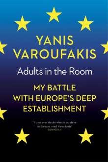 Yanis Varoufakis: Adults in the Room, Buch