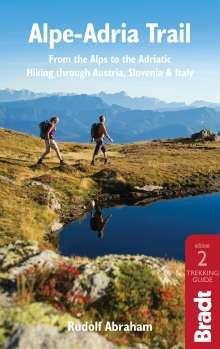 Rudolf Abraham: Alpe-Adria Trail, Buch