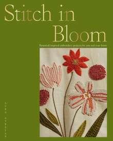 Lora Avedian: Stitch in Bloom, Buch