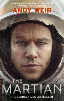 Andy Weir: The Martian, Buch