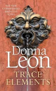 Donna Leon: Trace Elements, Buch
