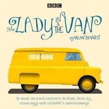 Alan Bennett: The Lady in the Van, 2 CDs