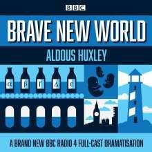 Aldous Huxley: Brave New World, 2 CDs