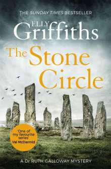Elly Griffiths: The Stone Circle, Buch
