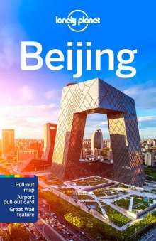 Planet Lonely: Beijing, Buch