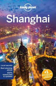 Planet Lonely: Shanghai, Buch