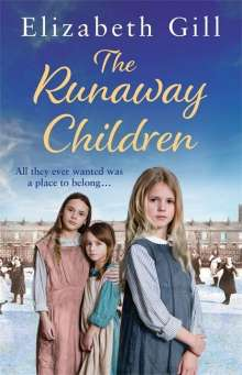 Elizabeth Gill: The Runaway Children, Buch