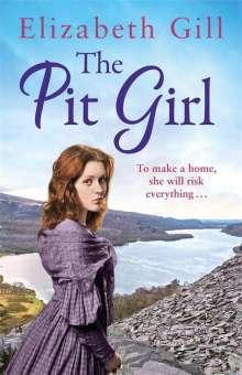 Elizabeth Gill: The Pit Girl, Buch