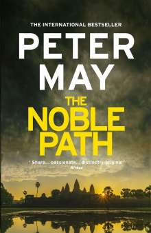 Peter May: The Noble Path, Buch