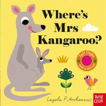 Ingela P. Arrhenius: Where's Mrs Kangaroo?, Buch