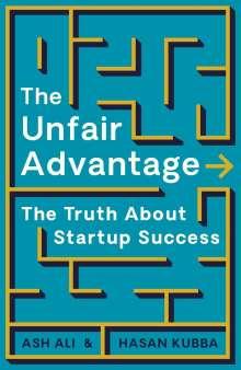 Ash Ali: The Unfair Advantage, Buch