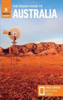 Rough Guides: Australia, Buch