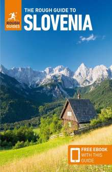 Rough Guides: Slovenia, Buch