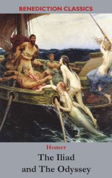 Homer: The Iliad and The Odyssey, Buch
