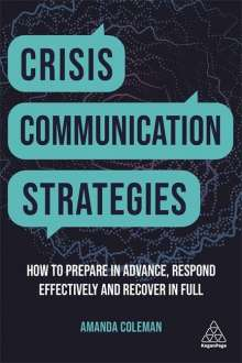 Amanda Coleman: Crisis Communication Strategies, Buch
