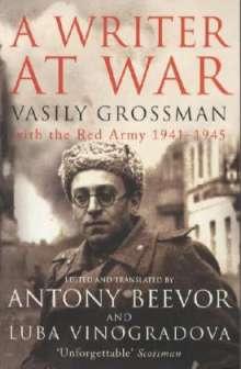Vasily Grossman: A Writer At War, Buch