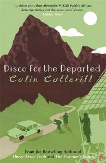 Colin Cotterill: Disco for the Departed, Buch
