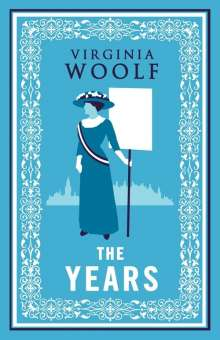 Virginia Woolf: The Years, Buch