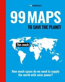 Jefferson Chase: 99 Maps to Save the Planet, Buch