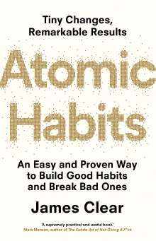 James Clear: Atomic Habits, Buch