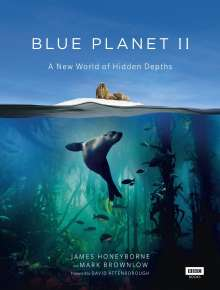 James Honeyborne: Blue Planet II, Buch