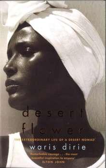 Waris Dirie: Desert Flower, Buch