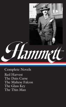 Dashiell Hammett: Dashiell Hammett: Complete Novels, Buch
