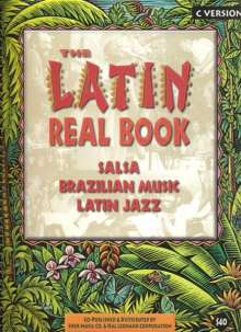 The Latin Real Book: C Edition, Noten