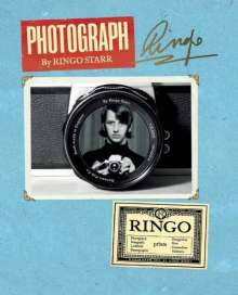 Ringo Starr: Photograph, Buch