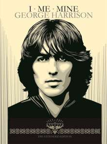 George Harrison: I, Me, Mine, Buch