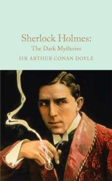 Arthur Conan Doyle: Sherlock Holmes - The Dark Mysteries, Buch