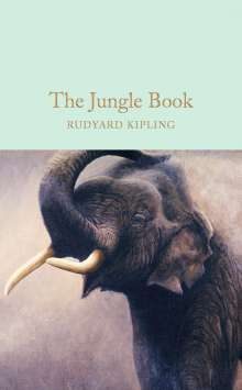 Rudyard Kipling: The Jungle Book, Buch