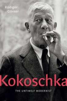 Rüdiger Görner: Kokoschka: The Untimely Modernist, Buch
