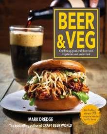 Mark Dredge: Beer and Veg, Buch