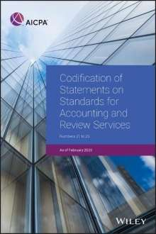 Aicpa: Codification of Statements on Standards for Accounting and Review Services, Numbers 21 - 25, Buch