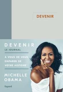Michelle Obama: Devenir, Buch